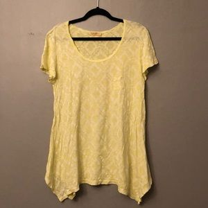 Fresh Produce Lemon Yellow Tee